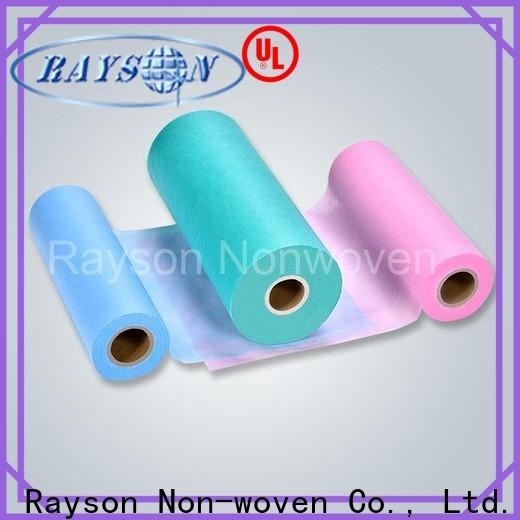 Fabricante de telas no tejidas de Rayson Nonwoven