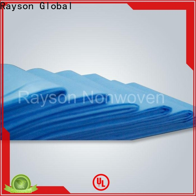 Rayson Bulk comprar OEM médica tela no tejida a granel