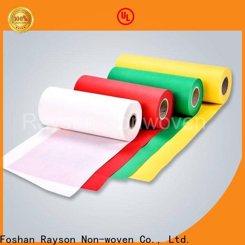 Rayson Mejor tela de polipropileno no tejido para la venta proveedor