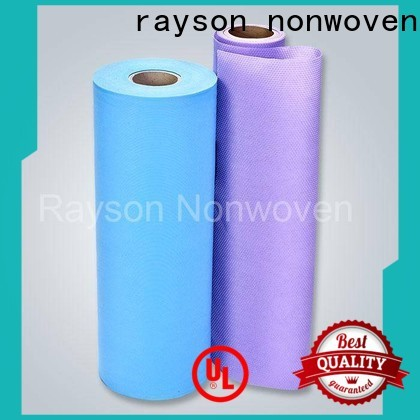 Rayson Nonwoven PP Spunbond Welch Nonwoven Company