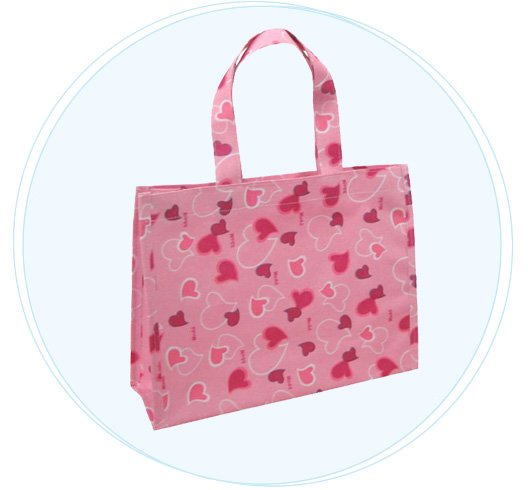 rayson nonwoven,ruixin,enviro-Eco - Friendly Polypropylene Non Woven Shopping Bag with Printing Patt-4