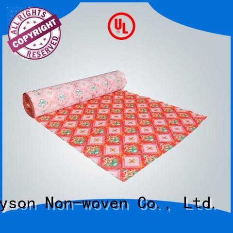rayson nonwoven,ruixin,enviro Brand colth non woven fabric manufacturing machine cost hydrophobic factory