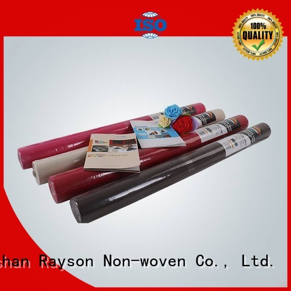proof length OEM disposable table cloths rayson nonwoven,ruixin,enviro