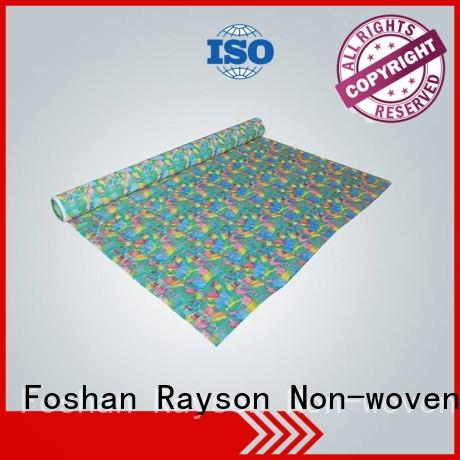 as spunlace nonwoven fabric suppliers maketoorder printing rayson nonwoven,ruixin,enviro Brand