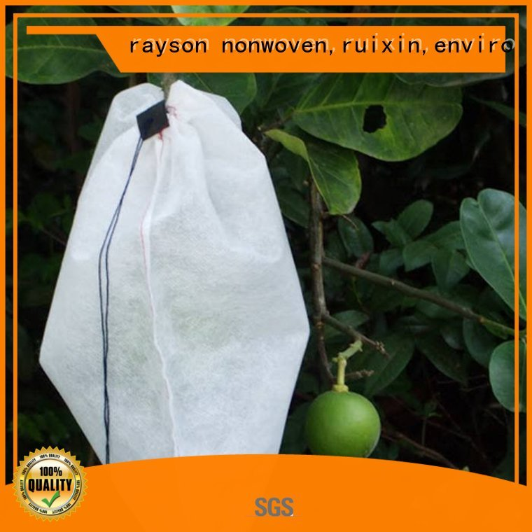Wholesale resistant fabric for weeds frost rayson nonwoven,ruixin,enviro Brand