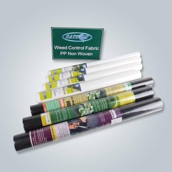 SGS Tela aprobada del control de malas hierbas de la certificación del en pequeño rollo