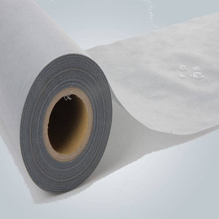 diposable nonwoven fabric for medical and spa bed sheet