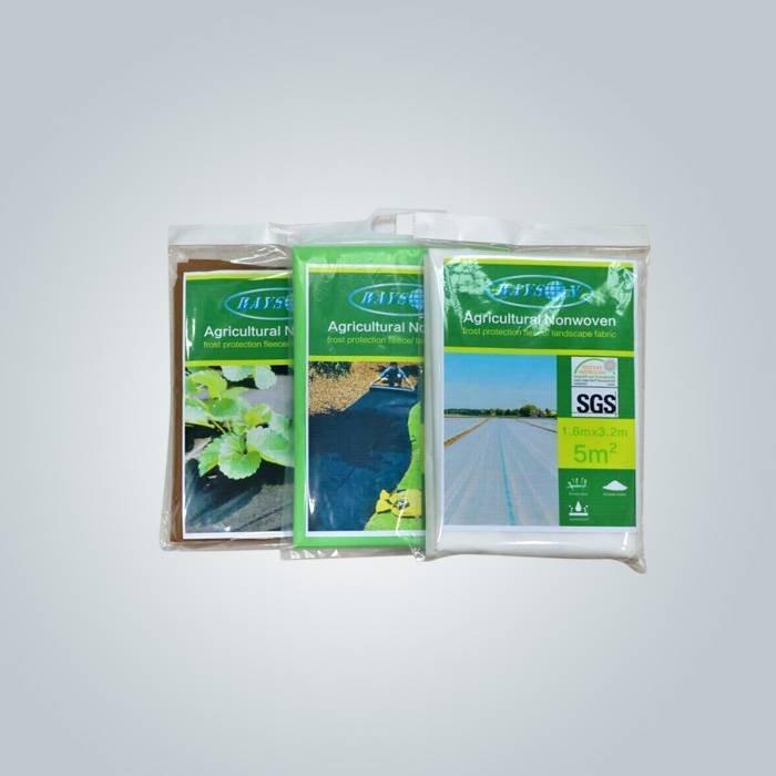 UV Tessuto di controllo dell'erbaccia di protezione non tessuta per giardino