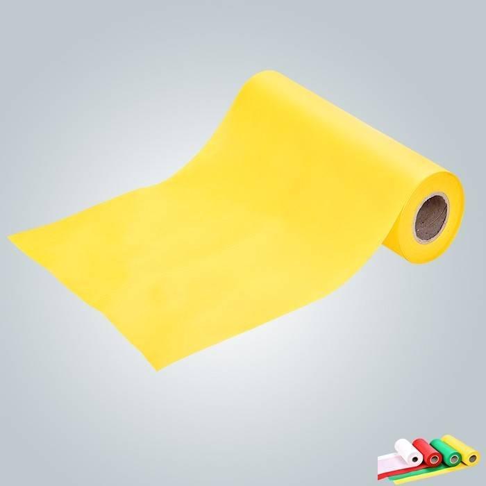 100 % PP 난연성 폴리 프로필렌 Spunbonded Non Woven Fabric