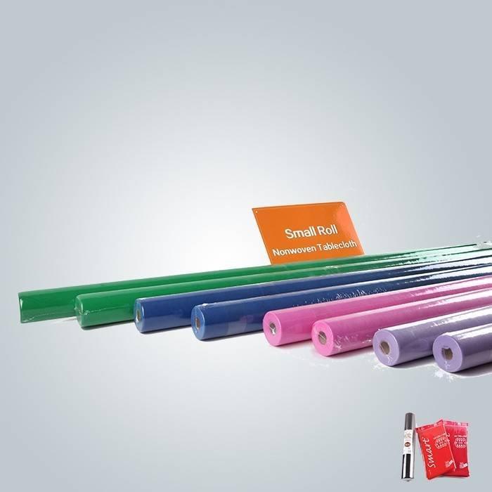 TNT इटली के लिए गैर बुना मेज़पोश निर्यात