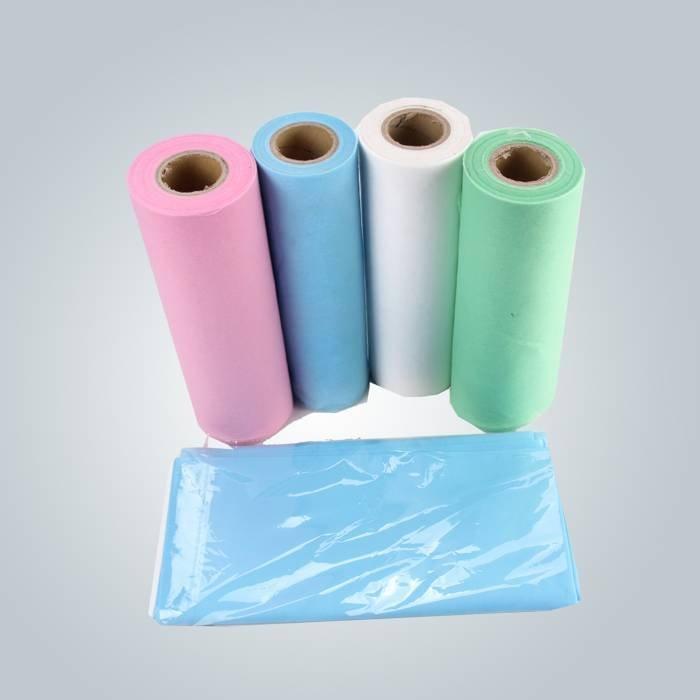 Helle Farbe-weiches Gefühl TNT-Bettlaken für Schönheitssalon 30 Gramm