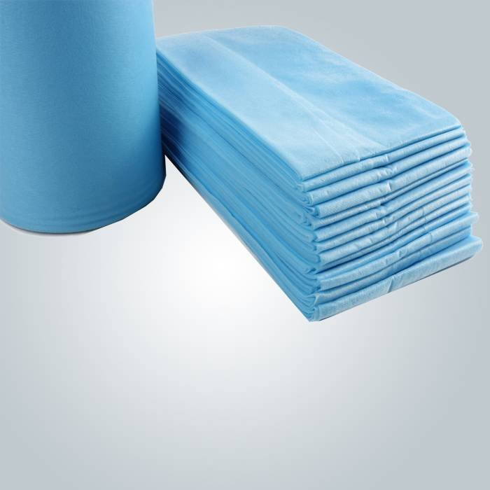 نونتكستيل صديقة للبيئة البولي بروبيلين غطاء السرير للجمال