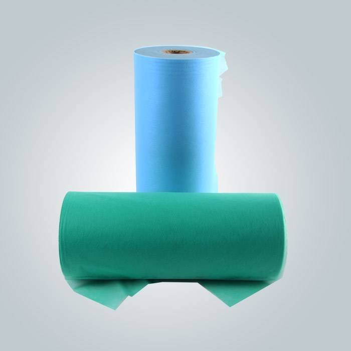 Blu spunbond non tessuto tessuto