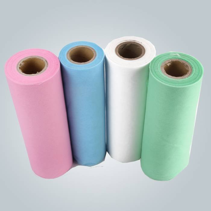 SS SMS pp spunbond nonwoven fabric produce medical bed sheet