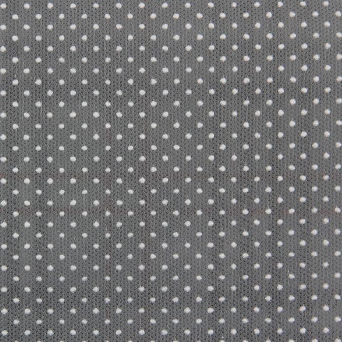 Tissu anti dérapant de point de PVC de non-glissement de 100% de pp dans non-tissé de Spunbond