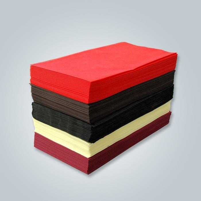 Quadratische / rechteckige nicht gewebte Tischdecke