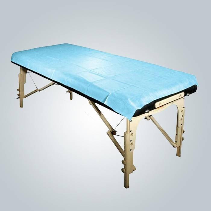 비 짠 PP 병원 검사 테이블 시트