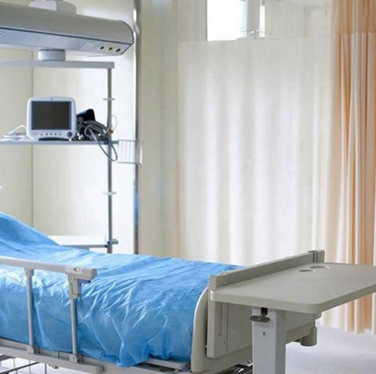 항 박테리아 일회용 의료용 침대 시트