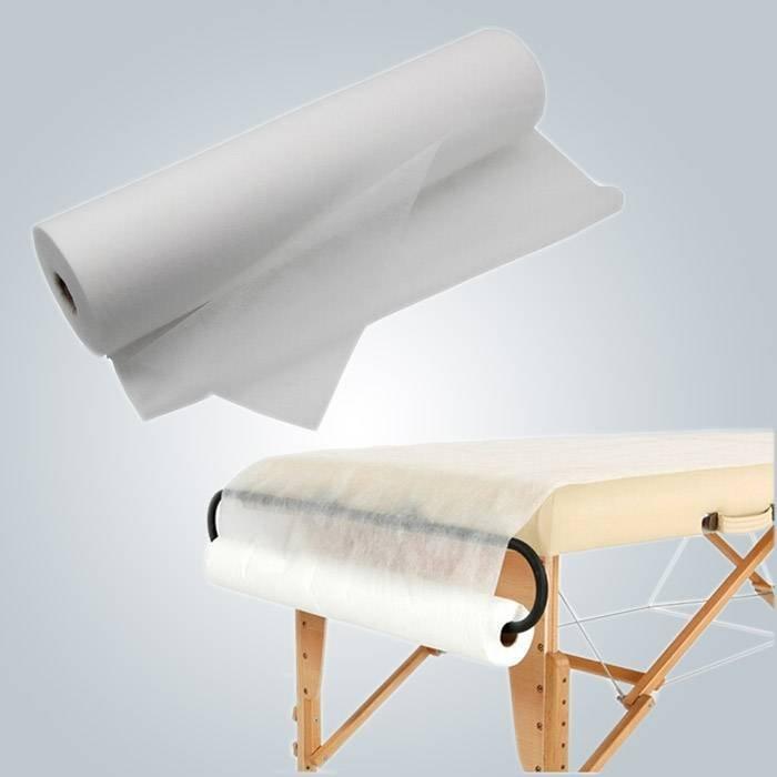 患者の使い捨てベッドシート80cm幅のクロスコンタミネーションを避ける