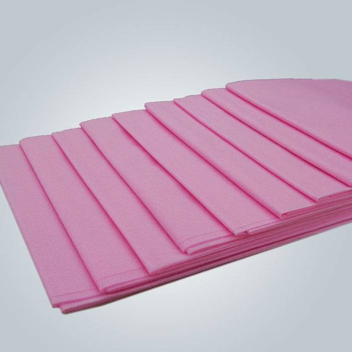 Gute Wasserbeständigkeit Polyester Nonwoven / Dry Laid Nonwoven