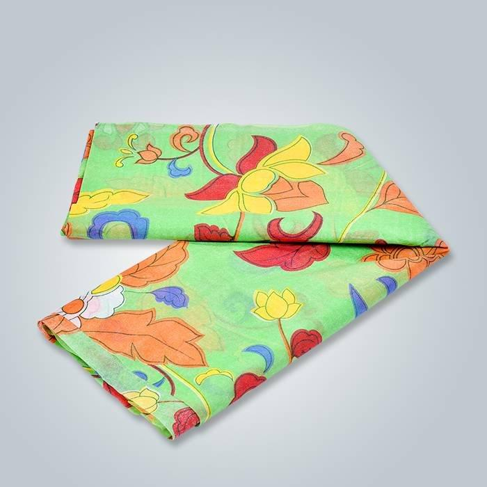 New Coming Fashion Design Anti-pull Printed Nonwoven Fabric