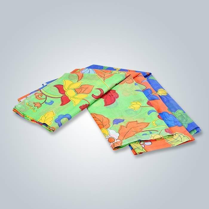 Tessuto non tessuto stampato con larghezza 2,3 m