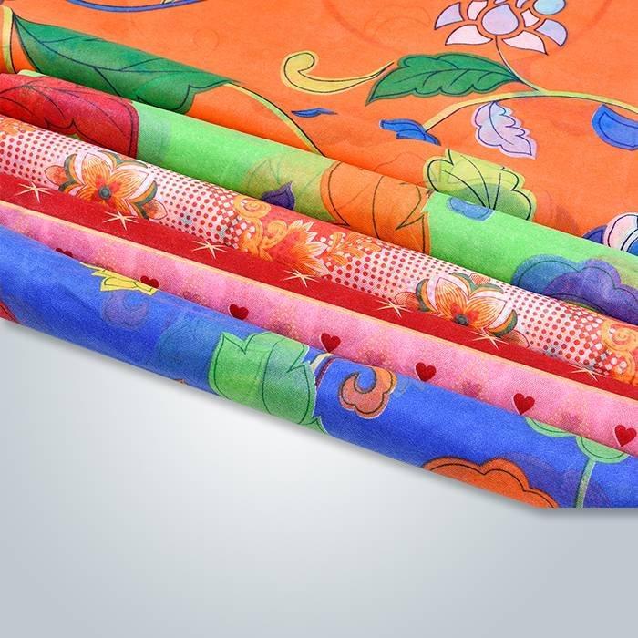 Tipo di fornitura make-to-order non tessuto stampato per uso materasso