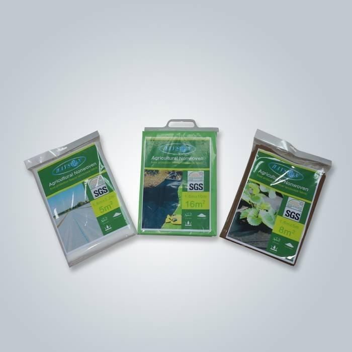 Spunbond protection antigel tissu non-tissé poussent les sacs / fleece tissu