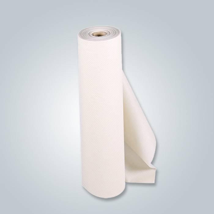 Tissu non-tissé de pp non-dérapant pour la fabrication du sofa / matelas