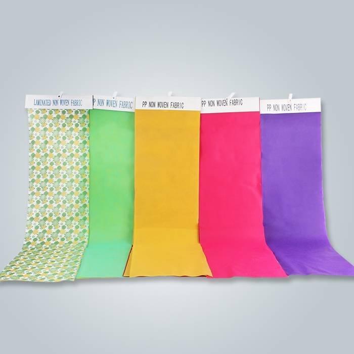Tessuto non tessuto da stampa personalizzato per borse della spesa