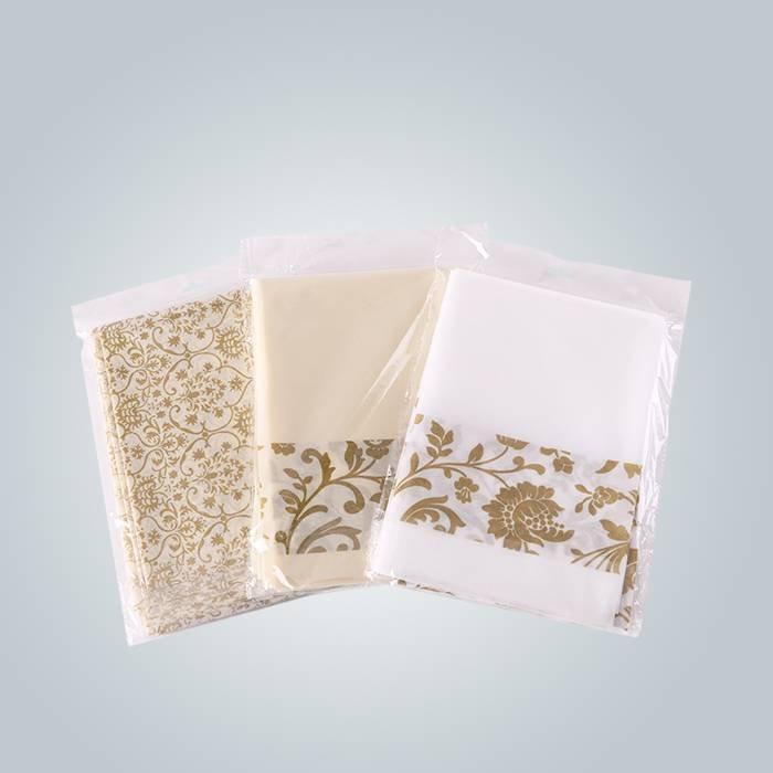 impressão de tecido não tecido
