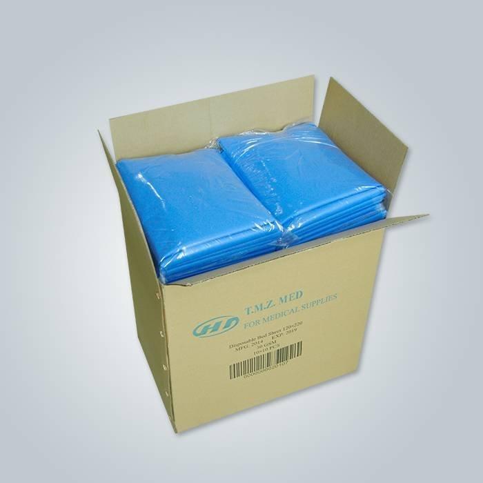 Embalaje caja spa hoja