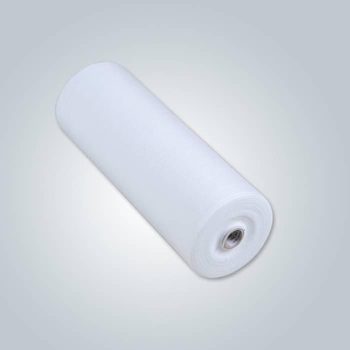 Vliesstoff PP PE-Platte doppelseitiges schmelzbares Interlining-PP-Gewebe
