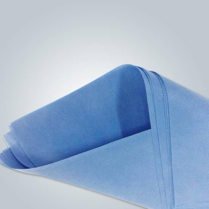 Polypropylen-Gewebe vorgeschnittene medizinische Bettwäsche