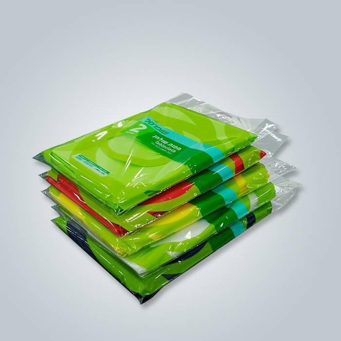 इटली मार्केट पीपी Spunbonded डिस्पोजेबल गैर बुना टेबल कपड़ा