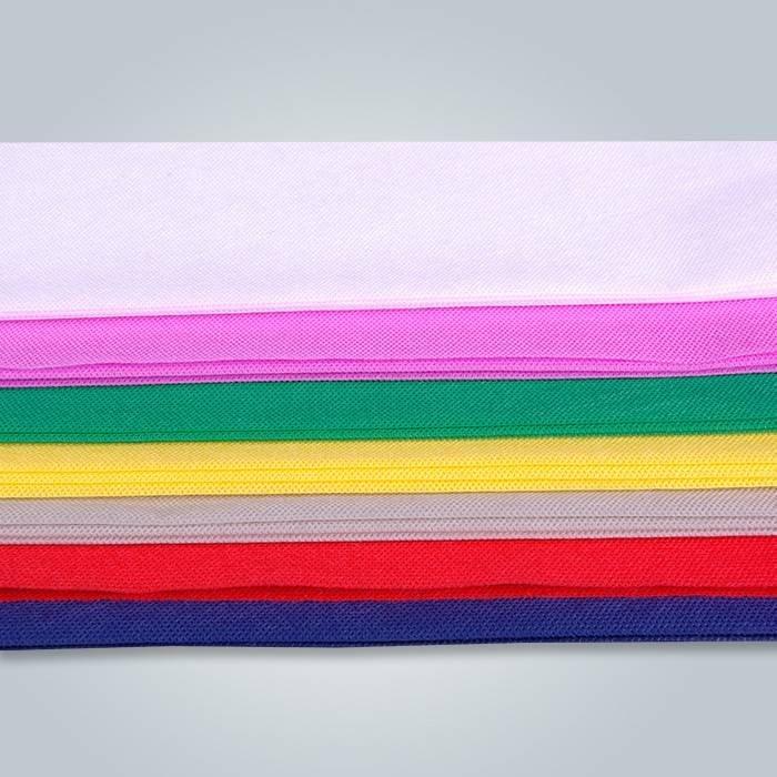 Venta caliente banquete uso mantel impermeable tela venta al por mayor