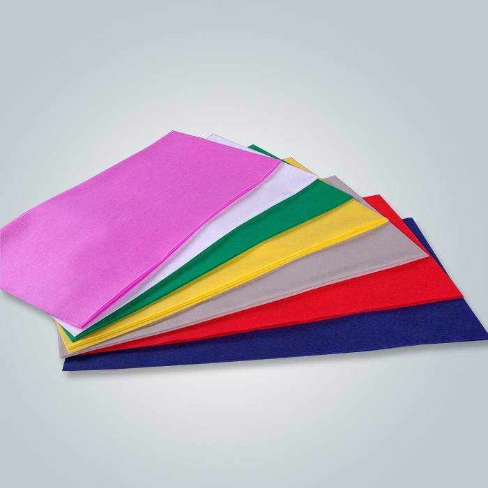 Viele Farben nichtgewebte Tischdecke