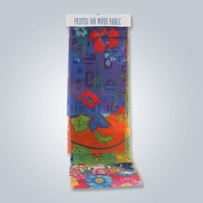 Impreso no tejido para tapicería de muebles