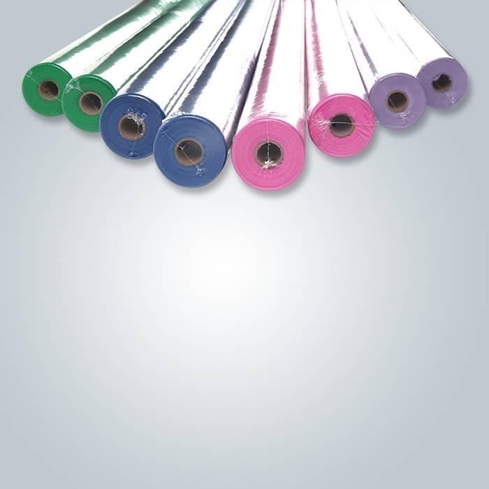 2 سنتيمتر ورقة الأساسية للتغليف غير المنسوجة الجدول القماش