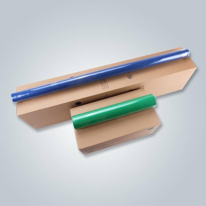 PP Spun Bond Tecido não tecido Pequenos rolos coloridos 50m Comprimento