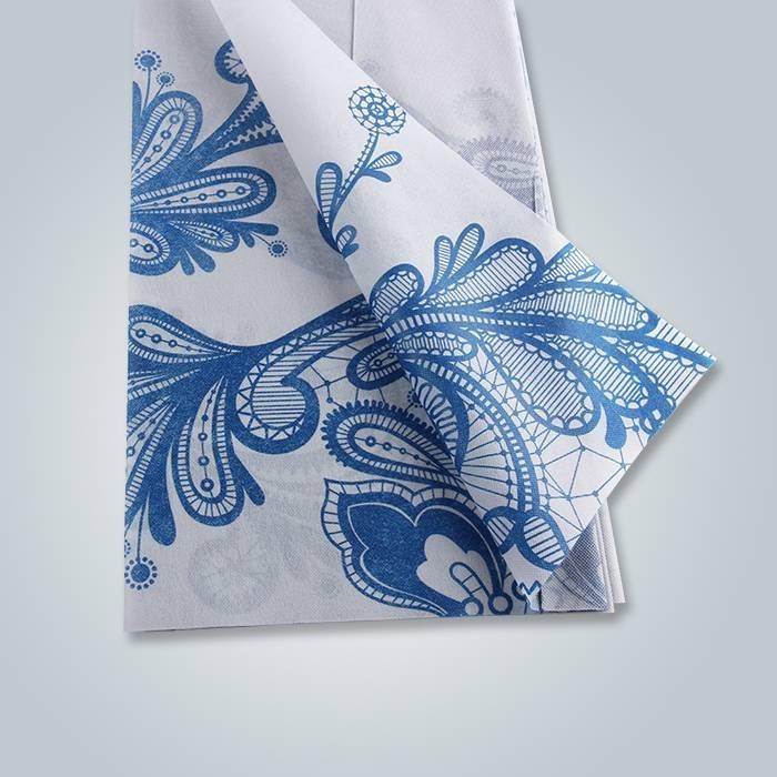 ग्राहक के डिजाइन छपाई तालिका कपड़ा