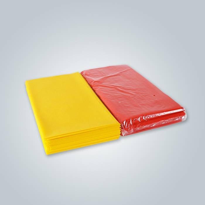 Tessuto non tessuto della fabbrica di Rayson pp nessuna esportazione della tovaglia di Tejido in Spagna