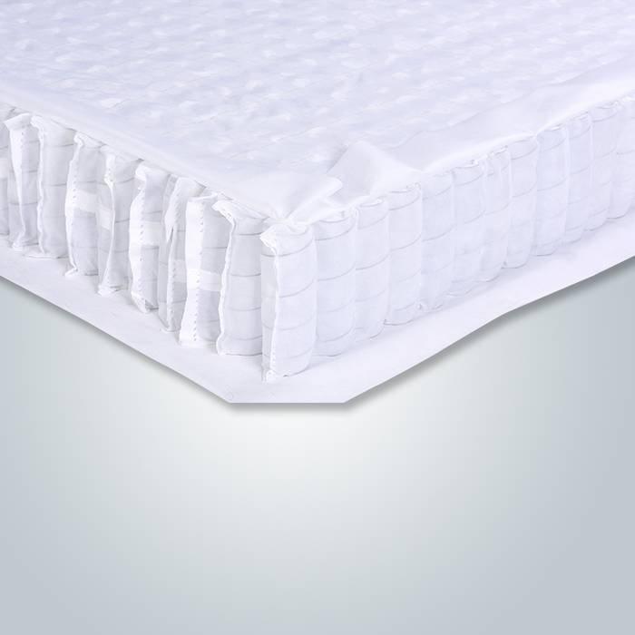 70gsm spunbond non woven pocket spring cover fabric