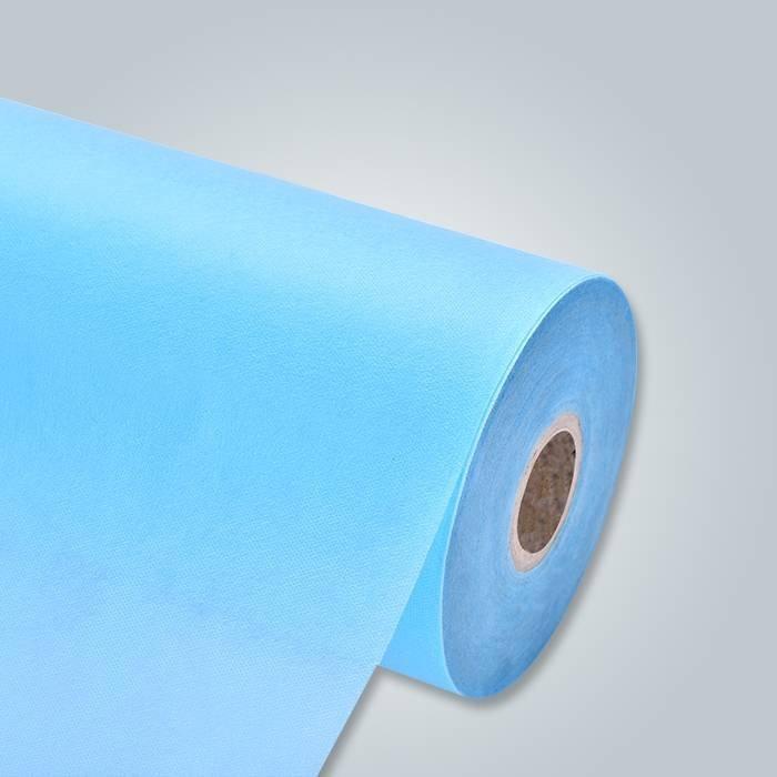 Tessuto non tessuto non fuso di PP Spunbond del produttore SS di vendita calda per gli abiti chirurgici