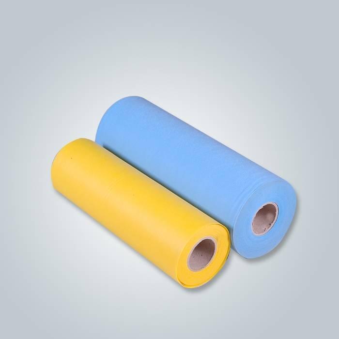 Spunbond fabricante de tela no tejida / rollos no tejidos