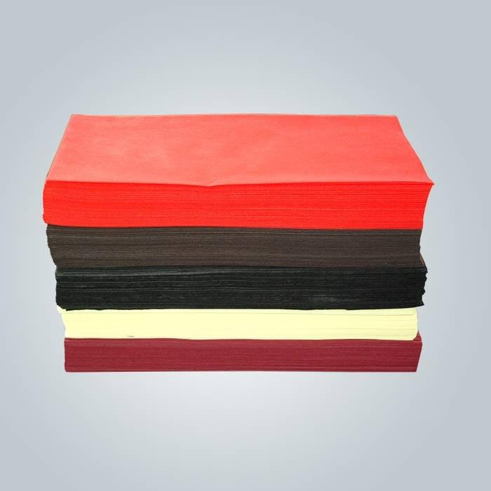Tovaglie non tessute Spunbond 60gsm bordeaux