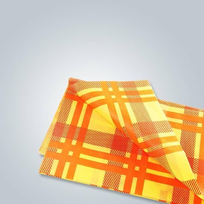Impressão de toalhas não tecidas / fornecedor de tecido não tecido