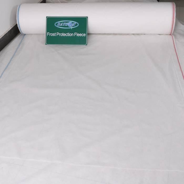 Gewicht 17gsm Banana Cover Taschen verwenden weiße Farbe PP Nonwoven Anti Aging Fabric