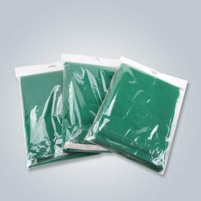 PP Tissu non-tissé d'agriculture de tissu de jardin vert foncé de tissu de jardin de Spunbond de pp