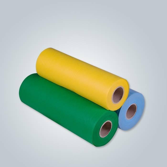 Nouvelle arrivée tissu hydrophobe non tissé fabrication dans beaucoup de style